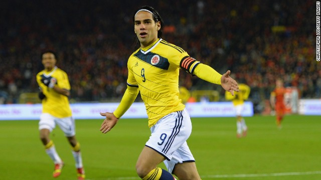 Colombia's star man Radamel Falcao sustained an injury playing for his club Monaco earler in the season which kept him out of the World Cup. Many thought his absence would be the end of Colombia's hopes of winning the World Cup.