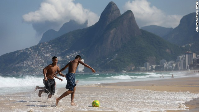 The stereotypical image of slender Brazilians on the beach has changed, with more than half of the population now overweight. Experts say that increased access to processed food and cultural acceptability of gaining weight has seen eating habits change across Brazil.