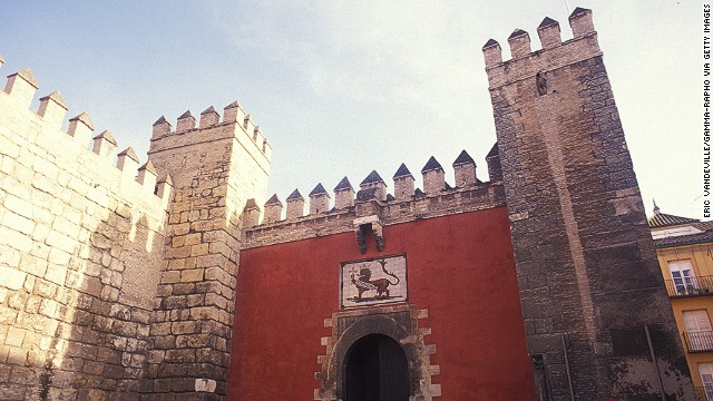 El castillo de 'Game of Thrones' en España