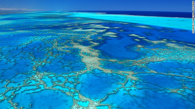 Covering 1.3 million square kilometers, New Caledonia's Natural Park of the Coral Sea protects the world's second longest double-barrier reef and the world's largest marine lagoon.