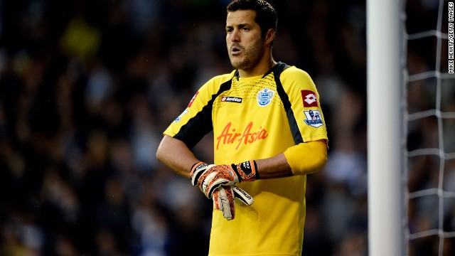 """The QPR keeper spent six months on loan at MLS side Toronto FC before the World Cup in order to have some game time. His save against David Teixeira of Dallas FC earned him the """"MLS Save of the Week"""" in Week 7 of the MLS season."""
