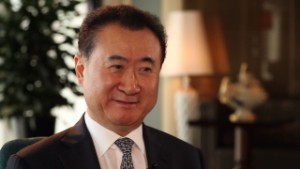 China's richest man goes on buying spree