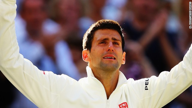 Djokovic wins classic Wimbledon final