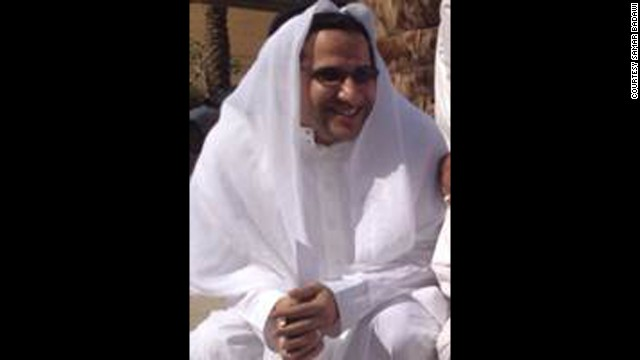 Prominent Saudi lawyer and reform advocate Waleed Abulkhair.