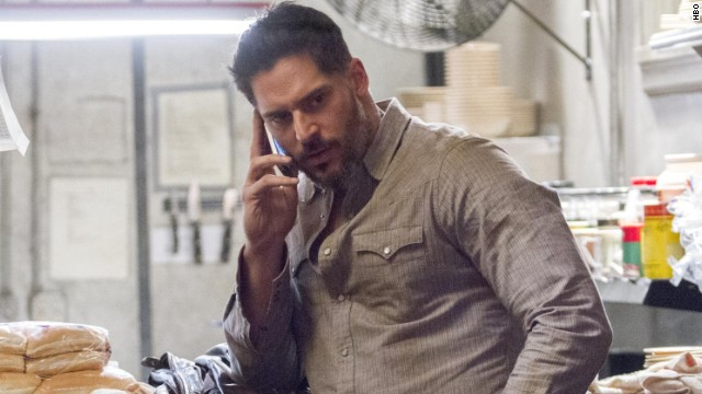 """True Blood's"" seventh season is breaking hearts left and right. After kicking off the final stretch of episodes with a surprising death (which you'll hear about next), the HBO staple axed Joe Manganiello's beloved werewolf, Alcide, in the third episode."