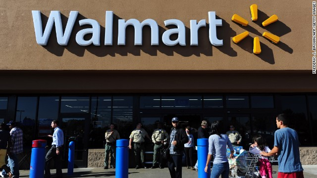 Walmart has been crowned the world's largest company by the Fortune Global 500 list. The retailer employs 2.2 million people and had $476.3 billion in revenues for 2013.