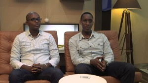 Uganda duo taking advertising to the future