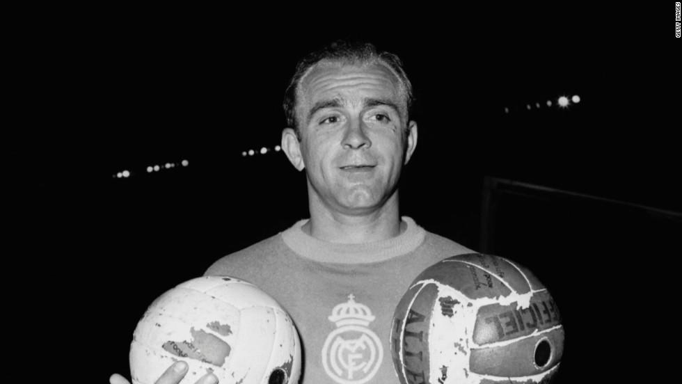Adiós a Alfredo Di Stéfano