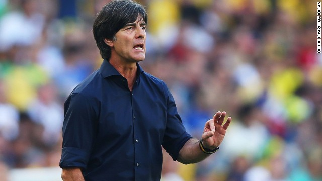 Joachim Low has steered Germany to a fourth consecutive World Cup semifinal. The 54-year-old coach succeeded Jurgen Klinsmann following the 2006 finals hosted by the Germans.