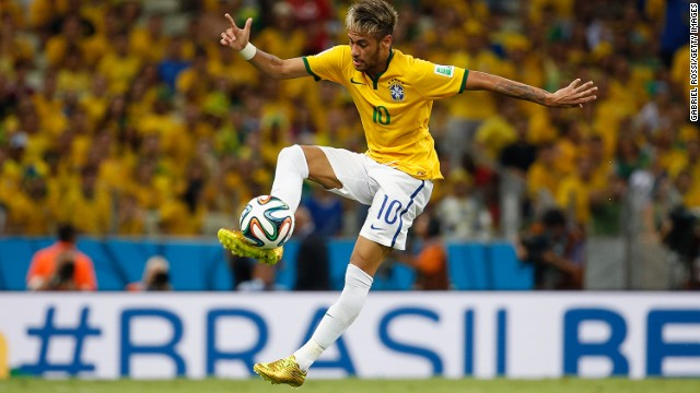 How much will Brazil miss Neymar in the semifinal clash against Germany? The star striker who has been center stage during the World Cup has been forced to sit on the sidelines following a back injury sustained against Colombia last Friday.