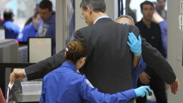 TSA's cellphone rule part of deadly race