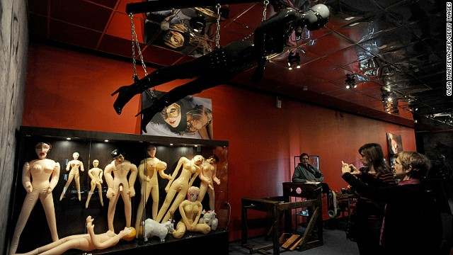 museums erotic museum