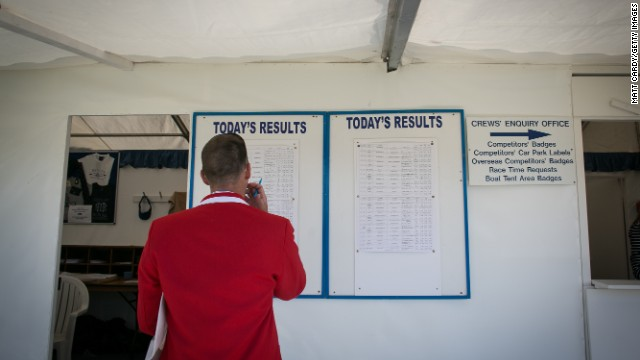 The 2014 regatta had 20 different events, compared to just one at the inaugural staging. Two races often take place simultaneously, while up to 90 can take place on certain days, starting at five-minute intervals.