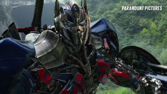 39 transformers 39 sets all time box office record in china - Transformers 2 box office ...