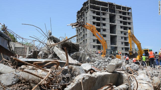 Buildings that don't conform to safety codes are a big problem in cities and towns across India, says Chandan Ghosh of the Indian Home Ministry's National Institute of Disaster Management.