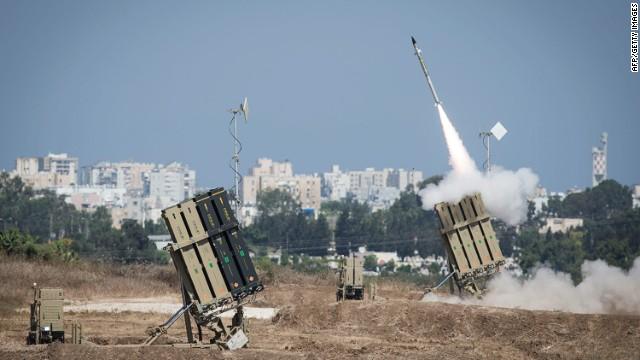 ¿Qué es y cómo funciona la 'Cúpula de Hierro' del ejército de Israel?