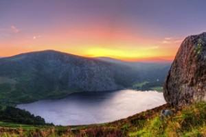 5. Montañas de Wicklow, Irlanda