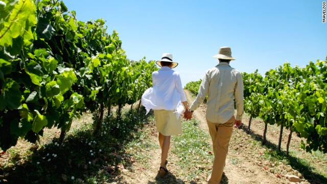 "One of France's biggest wine producing regions, and the location of Johnny Depp film ""Chocolat,"" Burgundy comes in 10th place on Travelzoo's list of romantic movie locations."