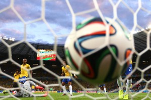 Alemania humilla a Brasil