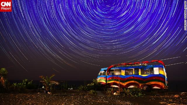 Entre las estrellas: tus fotos del cosmos