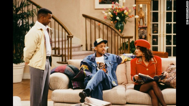 "Admit it: You still sing the theme song to ""The Fresh Prince of Bel Air."" The wildly popular 1990s NBC comedy was nominated for one Emmy during its run: outstanding individual achievement in lighting direction for a comedy (!). And it didn't win. The show was shut out of all other Emmy nominations."