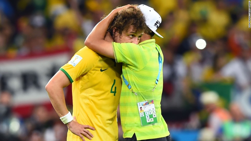 <strong>Brazil 1-7 Germany (2014):</strong> A whole nation expected its team to at least reach the final on home soil ... but suffered the ultimate humiliation. Brazil, seeking a record-extending sixth World Cup crown, <a href='/2014/07/08/sport/football/world-cup-brazil-germany-football/index.html' target='_blank'>was swept asunder by a rampant Germany team which scored four goals in a mere six minutes to lead 5-0 before the half-hour mark of this totally one-sided semifinal. </a>Oscar got a goal back but it was very much a case of too little too late. It was Brazil's worst World Cup defeat, surpassing 1998's 3-0 final setback against France.