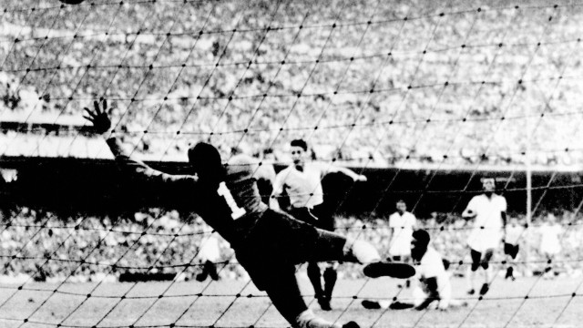 "Brazil 1-2 Uruguay (1950): It's not the first time Brazil has suffered such disappointment hosting football's biggest tournament. Brazilian novelist Nelson Rodrigues wrote: ""Our catastrophe, our Hiroshima was the defeat by Uruguay in 1950."" While perhaps overstating things, it was a huge shock. In a round-robin format World Cup, Brazil took a 1-0 lead in the deciding match and appeared to be cruising to victory only to lose and leave a nation in mourning."