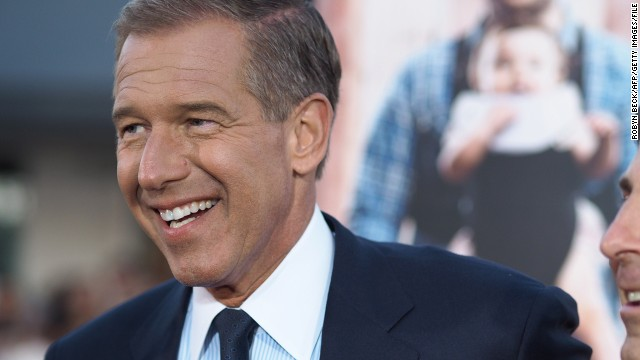 Brian Williams loves 'Bachelorette' as much as you do