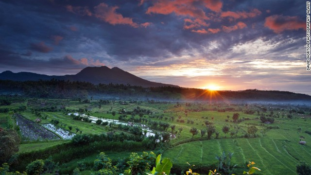 The Indonesian island of Bali is breathtaking, with cultural and culinary traditions rich enough to match the grandiosity of its Hindu temples.