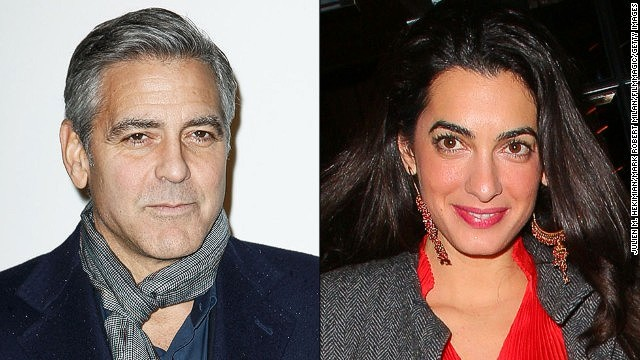 George Clooney slams UK tabloid report about rift with his future mother-in-law