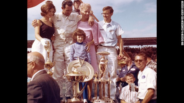 Southern 500: Whether you're calculating margin of victory by miles or laps, Ned Jarrett is tops, NASCAR says. Jarrett recorded an impressive victory in February 1965, winning by 22 laps on a half-mile dirt track in South Carolina. Later in the season, he outran second-place Buck Baker at Darlington Raceway by 14 laps, or more than 19 miles, according to NASCAR.