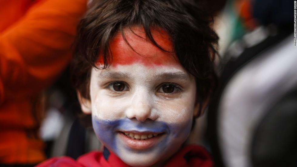 Brasil 2014 Semifinales: Argentina-Holanda