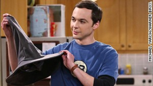 Jim Parsons stars as Sheldon Cooper on \