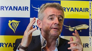 Ryanair CEO Michael O\'Leary once flirted with the idea of standing cabins. And charging passengers to use the toilet. The airline hasn\'t followed through with either idea.