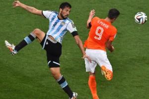 El baile del fútbol