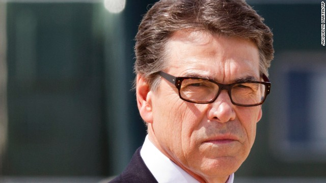 Texas Gov. Rick Perry indicted