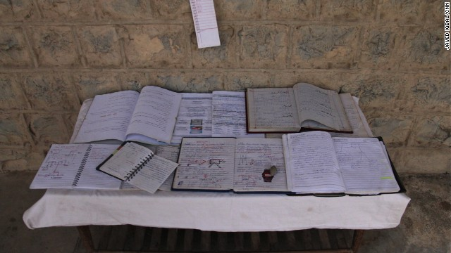 The army claims pamphlets and papers captured in a compound in the town indicate it was being used by al-Qaeda-affiliated fighters.