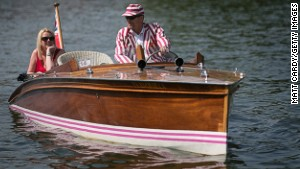 'Downton Abbey' on the water