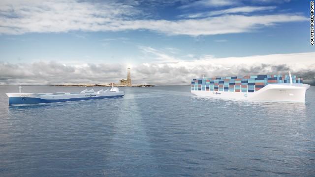 Así son los 'barcos fantasma'