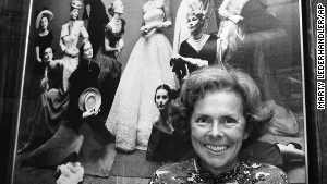 Eileen Ford launched the careers of Candice Bergen, Lauren Hutton and Jane Fonda, among others.