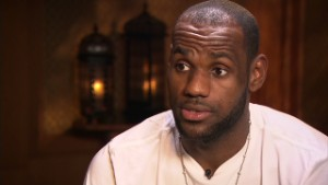 LeBron James: 'Learn from your mistakes'