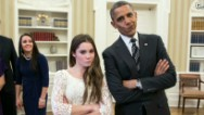Cupp: Obama is the photo op President