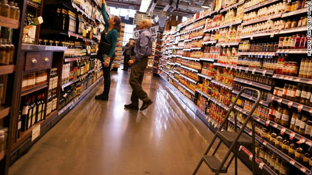 David Perry says some liberal consumers want Whole Foods to drop the Eden Foods line of organic products.