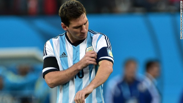 Lionel Messi will try to lead his team to glory for the first time since Diego Maradona's Argentina won the World Cup in 1986.