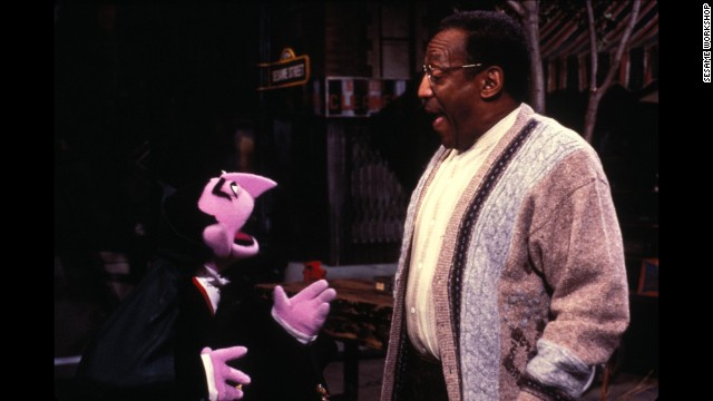 """Sesame Street"" took the horrific character and made him family friendly -- <i>and </i>educational. Clearly <a href='http://www.bbc.com/news/entertainment-arts-19384794' target='_blank'>inspired by Bela Lugosi'</a>s take on the vampire, <a href='http://www.cnn.com/2009/LIVING/wayoflife/02/10/mf.muppet.favorites.stories/index.html?iref=allsearch' target='_blank'>Count von Count</a> doesn't have an interest in blood as much as he does numerical order."