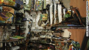 Zanzibar's little shop of curiosities