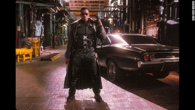 "In the 1998 movie ""Blade,"" Wesley Snipes played a creature that was neither fully vampire nor fully human. As the product of a mother who was bitten by a vampire as she gave birth, Snipes' Blade -- originally a Marvel Comics character -- fights to protect the human population from the bloodthirsty."