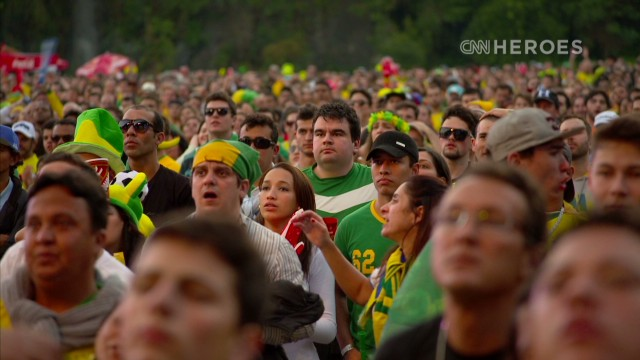 CNN Heroes: World Cup fever
