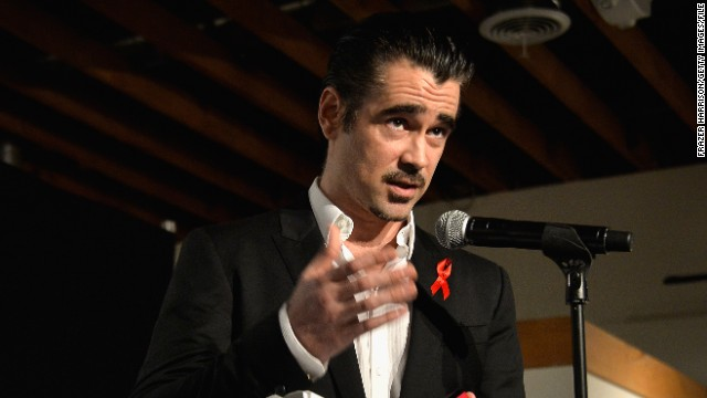 Colin Farrell might be the 'Detective' type, and more news to note