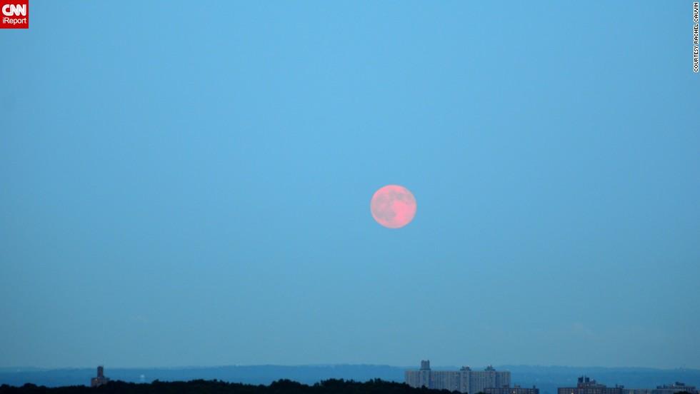 Las súper lunas del verano